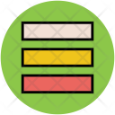Web Portion Layout Icon