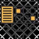 Web Panel Setting Icon