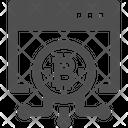 Web Bitcoin Website Bitcoin Site Icon