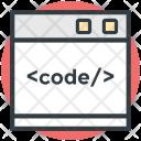 Web Development Source Icon