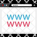 Web Development Www Icon