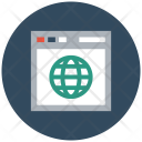 Web Page Website Icon