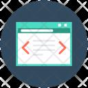 Web Slider Image Icon