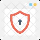 Web Security Website Icon