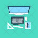 Web Designing Graphic Icon