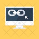 Web Links Linkage Icon