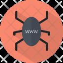Web Crawler Tools Icon
