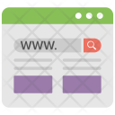 Web Address Icon