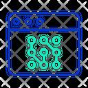 Iweb Ai Web Ai Artificial Icon