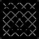 Website Web Alert Icon