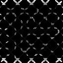Web Algorithm Web Flowchart Web Scheme Icon