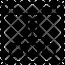 Web Architecture Web Algorithm Web Sitemap Icon