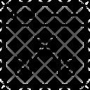 Hierarchy Web Browser Algorithm Icon