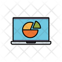 Web Analysis Analytics Piechart Icon