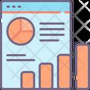 Mweb Analytics Web Analysis Web Analytics Icon