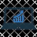 Web Analysis Traffic Analysis Icon