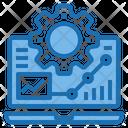 Analytic Architecture Intelligen Icon