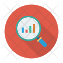 Analysis Graph Statistic Icon