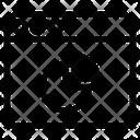 Web Pie Chart Icon