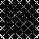 Web Analysis Error Icon