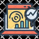 Web Analytics Web Analytics Icon