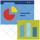 Web Analytics Analytics Statistics Icon