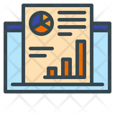 Web Analytics Analytics Infographic Icon