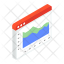 Web Statistics Web Infographic Modern Infographic Icon