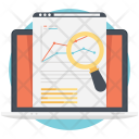 Website Ranking Web Icon