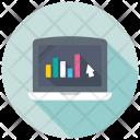 Web Analytics Online Icon