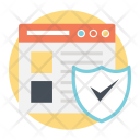 Web Antivirus Icon