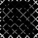 Web Sitemap Web Algorithm Web Architecture Icon