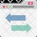 Web Arrows Icon