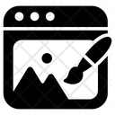 Web Art Icon