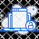 Web Authentication Icon
