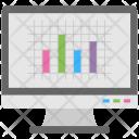 Web Bar Charts Icon