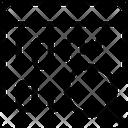 Web Binary Search Icon