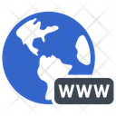 Internet Web Www Icon