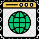 Web Browser Internet Browser Browser Website Icon