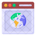 Internet Browser Web Browser Website Browser Icon