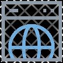Web Browsing Icon