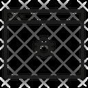 Bug Web Website Icon