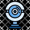 Web Cam Camera Device Icon
