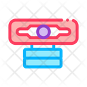 Web Camera Color Icon