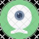 Web Camera Electronic Music Icon