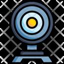 Web Camera Digital Icon
