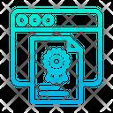 Web Certificate Icon