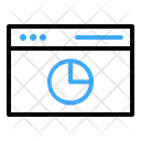 Chart Seo Research Icon
