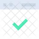 Web Check Icon
