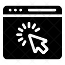 Web Cursor Web Pointer Web Click Icon